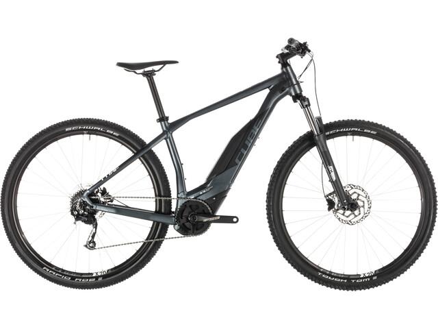 Cube Acid Hybrid ONE 400 E-mountainbike grå